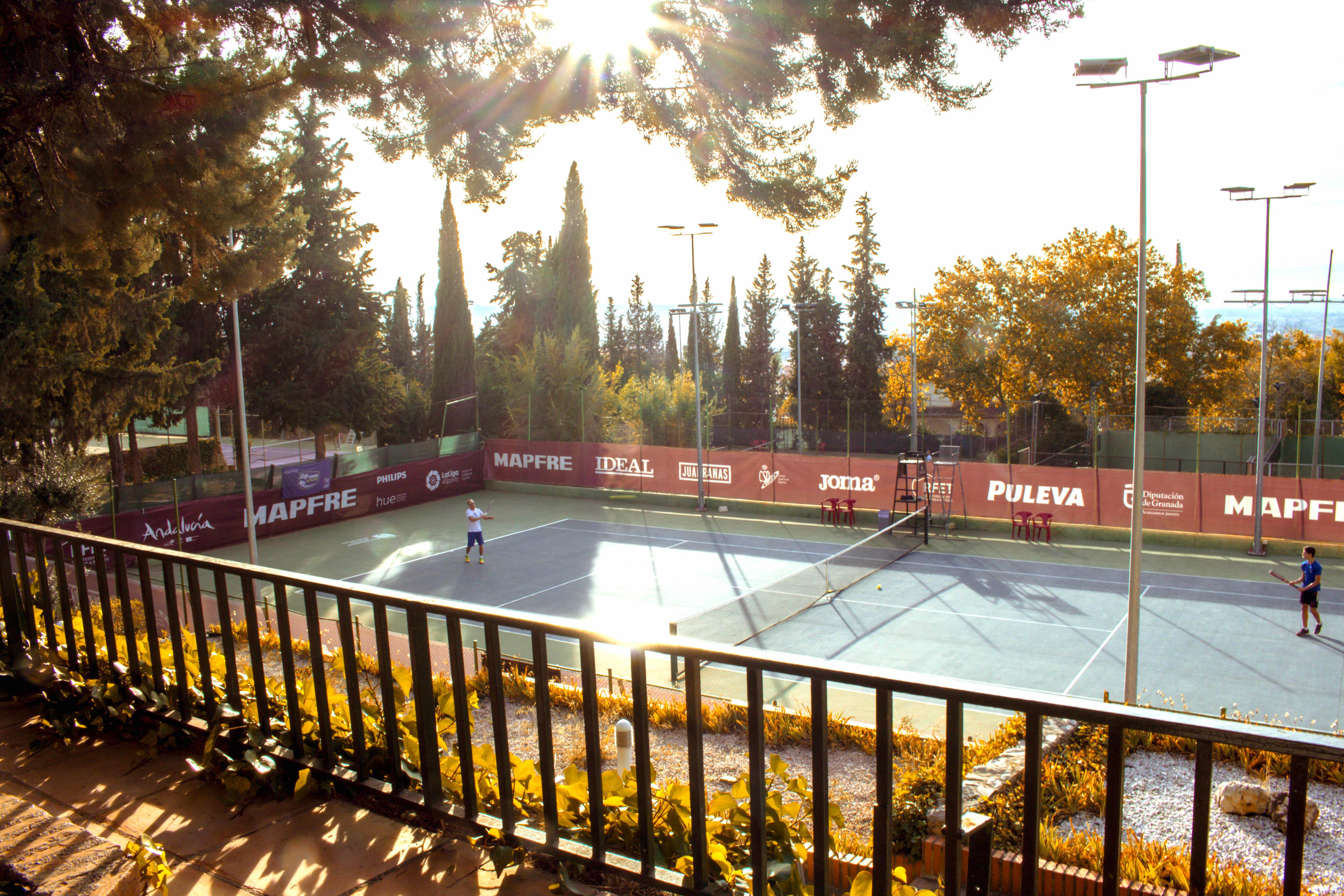 Fotografía Pista Tenis 1